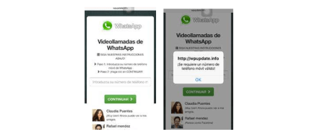 """Kaspersky Lab alerta ataque de scareware ofreciendo """"video llamadas"""" por WhatsApp"""