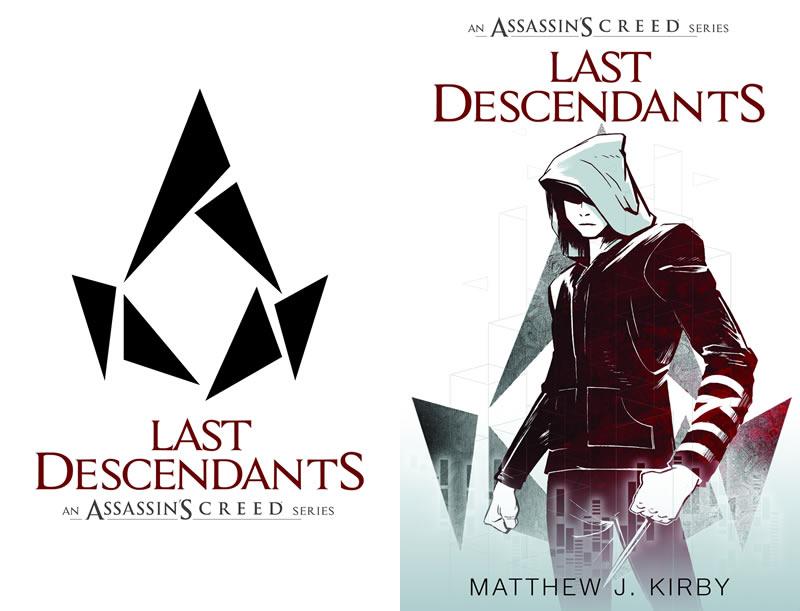 The descendants, una saga de libros inspirada en el universo Assassin's Creed - last-descendants
