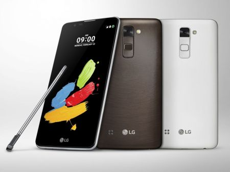 LG Presenta el LG Stylus 2
