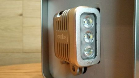 Luz de vídeo de acción Qudos Action de Knog [Reseña] - luz-de-video-de-accion-qudos-action-knog_7