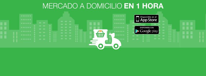 App Mercadoni, tu súper en menos de 1 hora en la puerta de tu casa - mercadoni-app-android-ios