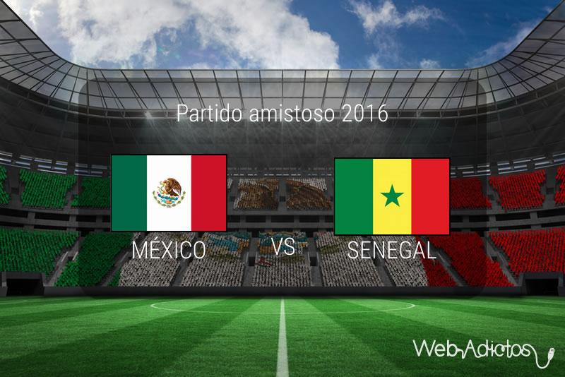 México vs Senegal, partido amistoso 2016 en Miami - mexico-vs-senegal-2016