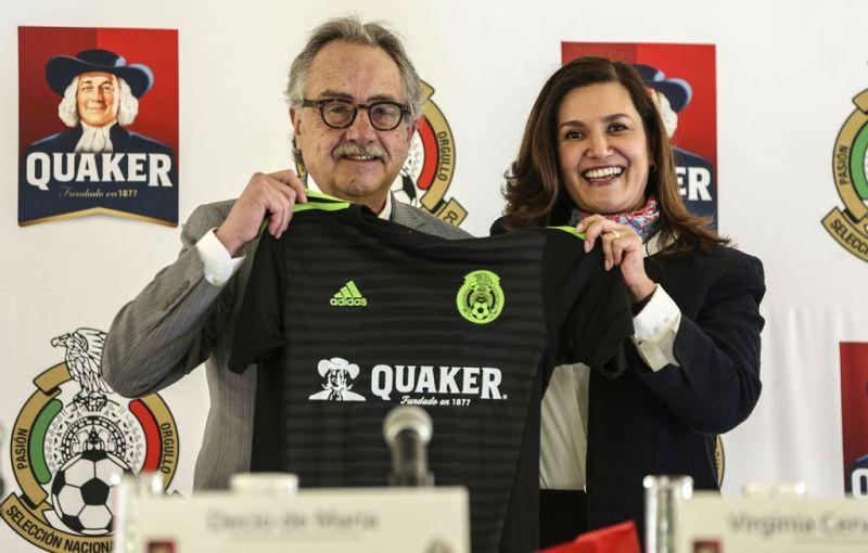 Quaker y la Selección Nacional de México se unen en favor de la nutrición - qs6-800x510