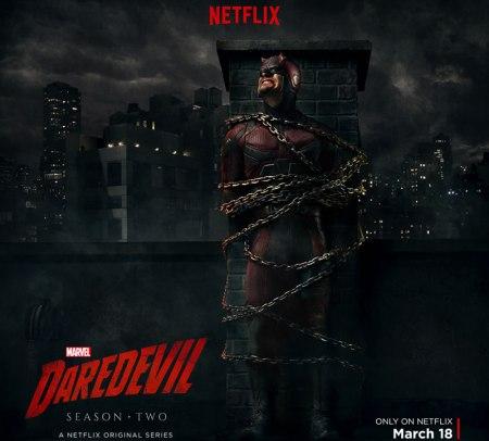 Nuevo trailer de la segunda temporada de Daredevil ¡No te lo pierdas!