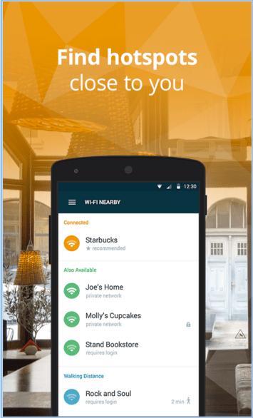 Avast Wi-Fi Finder, facilita la busqueda de redes Wi-Fi públicas confiables y seguras - wifi-avast
