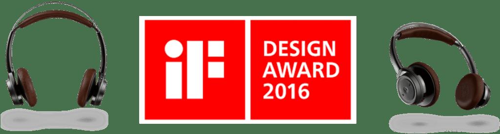 Audífonos BackBeat Sense Plantronics, reciben el premio if Award 2016 - audifonos-backbeatsense-reciben-el-premio-if-award-2016