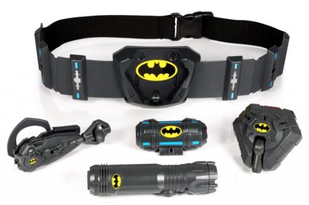 Spin Master presenta nuevos accesorios y juguetes de Batman