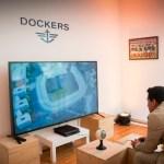 Dockers México festeja sus 30 años con una casa donde se vive la experiencia de ser hombre - casa-dockers-3