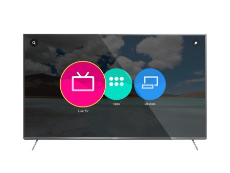 La nueva línea de televisores Panasonic integrará el sistema operativo Firefox OS