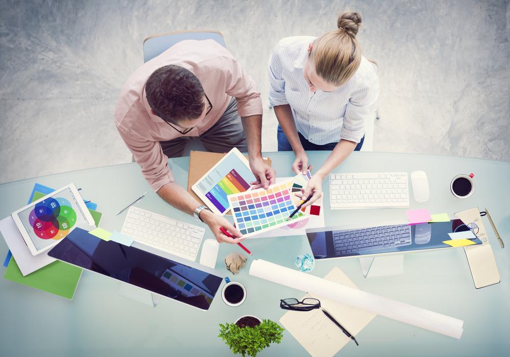 Diseño gráfico, punta de lanza de la estrategia empresarial - diseno-grafico-estrategia-empresarial