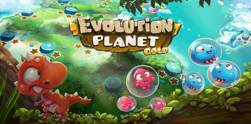 Evolution Planet, disponible en Greenlight de Steam - evolution-planet-gold