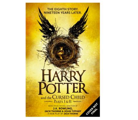 Amazon México anuncia preventa del nuevo libro: Harry Potter y el Niño Maldito