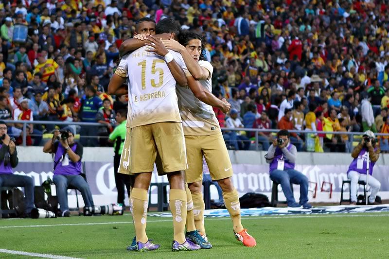 A qué hora juega Pumas vs Morelia en el Clausura 2016 y en qué canal verlo - horario-pumas-vs-morelia-en-el-clausura-2016