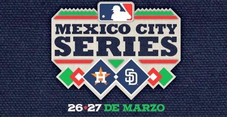 Houston vs San Diego, México City Series 2016
