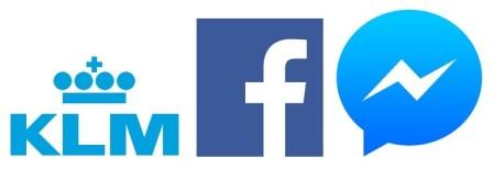 KLM Royal Dutch Airlines dará servicios a través de Facebook Messenger