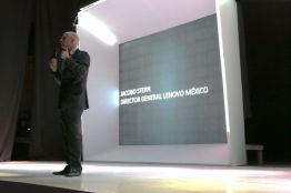 Lenovo presenta en México su legendaria serie Think - lenovo-jacobo-stern-dir-general