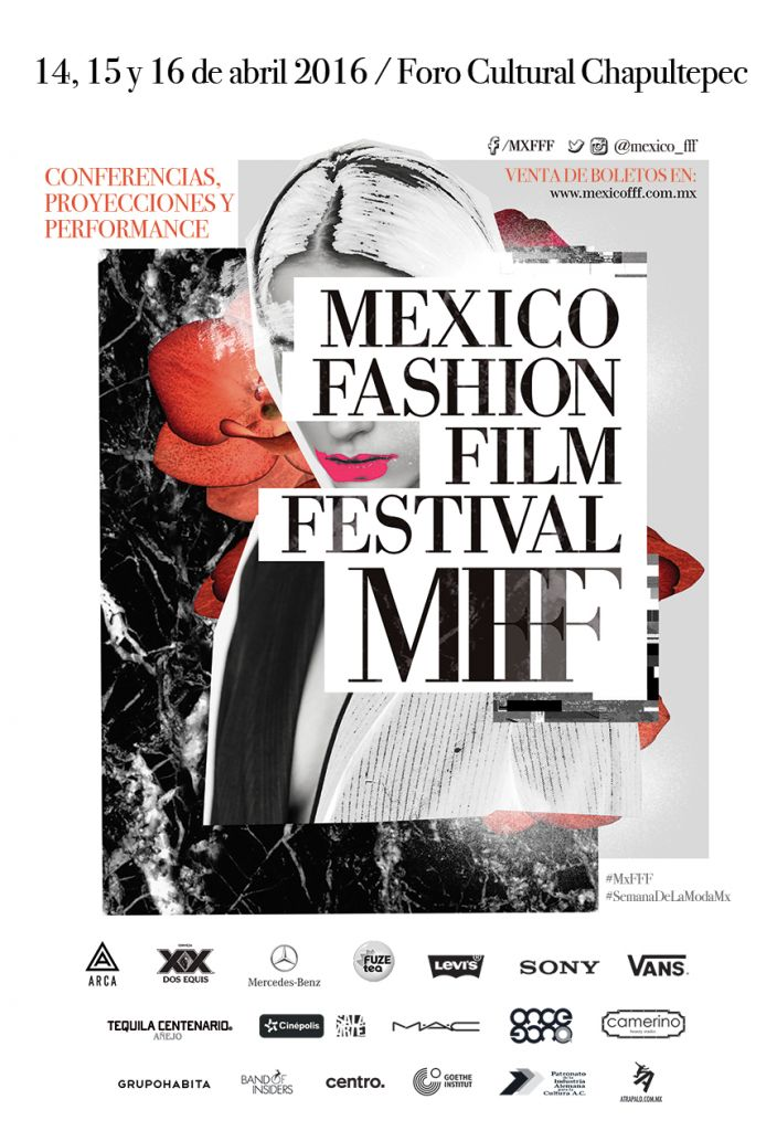 México Fashion Film Festival 2016 anuncia su programa y novedades - mfff-2016