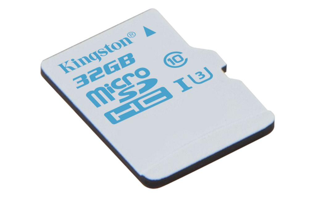 Nueva tarjeta microSD Action Camera de Kingston, para cámaras GoPro y drones - microsdhc-action-camera-2