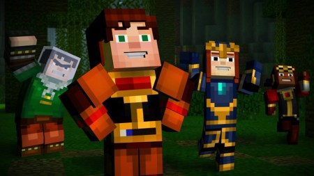 Minecraft: Story Mode regresa este 29 de marzo con el episodio 5
