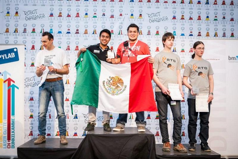 robotchallenge mexico 800x534 Estudiantes mexicanos obtienen logros en mundial de robótica