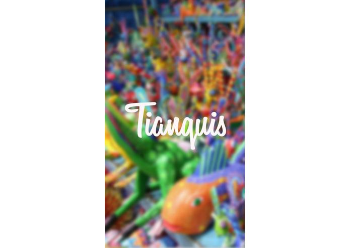 Tianquis, aplicación que busca apoyar a los artesanos gana el Hackamano 2016 - tianquis-3