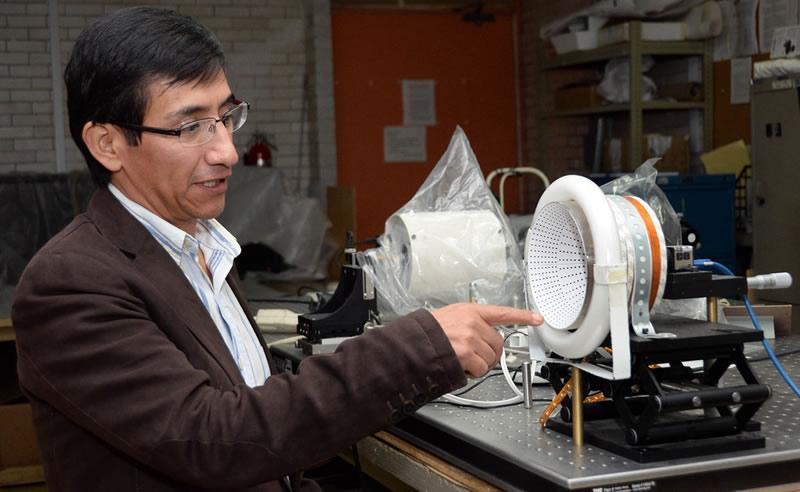Investigador mexicano crea topógrafo corneal de alta competitividad - topografo-corneal