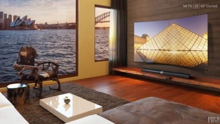 Xiaomi presenta sus televisores Mi TV 3S