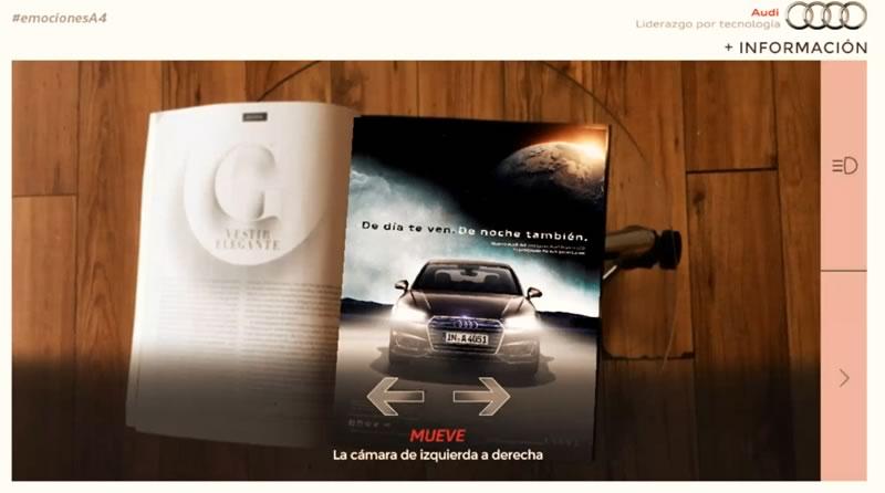 Figment y Audi lanzan una app de Realidad Aumentada - audi-y-figment-2