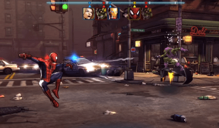Marvel lanza la secuela 'Avengers Alliance 2' para dispositivos móviles