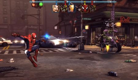 Marvel lanza la secuela 'Avengers Alliance 2' para dispositivos móviles