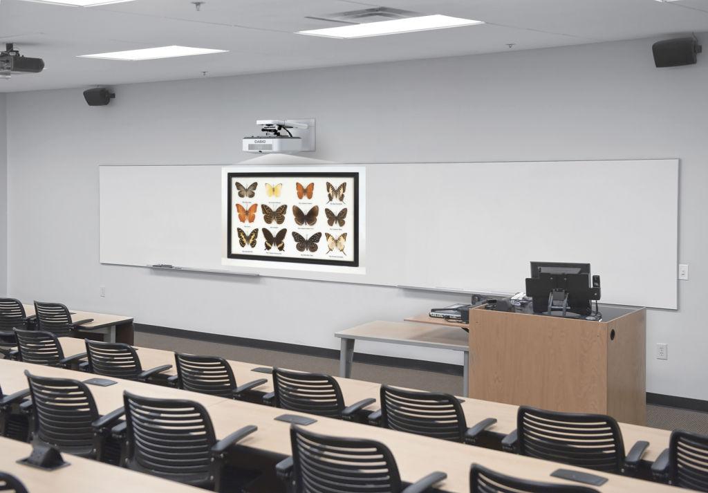 Casio lanza en México su nueva línea de proyectores LampFree - casio-proyectores-lampfree-educacion