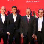 Coca-Cola anuncia la nueva estrategia global: Marca Única - coca-cola-siente-el-sabor-james-somerville-rodolfo-echeverria-francisco-crespo-y-marcos-de-quinto