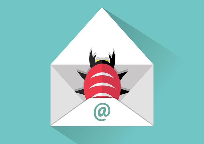 Advierten sobre correos electrónicos infectados que instalan ransomware - correos-infectados-con-ransomware