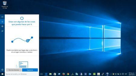 Cortana limita su uso a Bing y a Microsoft Edge