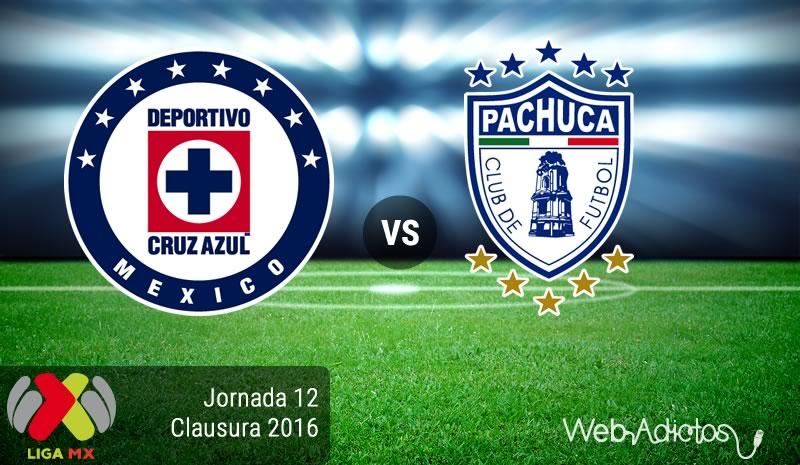 Cruz Azul vs Pachuca, Jornada 12 del Clausura 2016 | Resultado: 0-0 - cruz-azul-vs-pachuca-jornada-12-del-clausura-2016