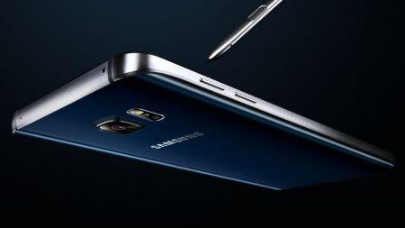 El Galaxy Note 6 tendría resistencia al agua y más innovaciones