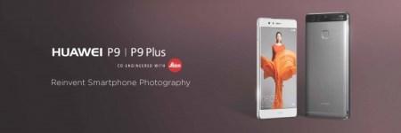 Nuevos Huawei P9 y P9 Plus, los gama alta de la firma china.