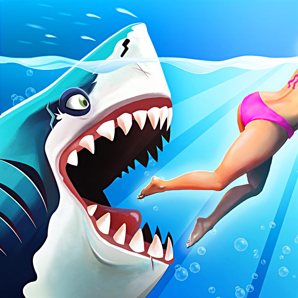 Ubisoft anuncian el estreno de Hungry Shark World - hungry_shark_world_icon_1461255126