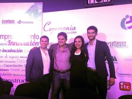 Premian tres singulares innovaciones de estudiantes de nivel superior