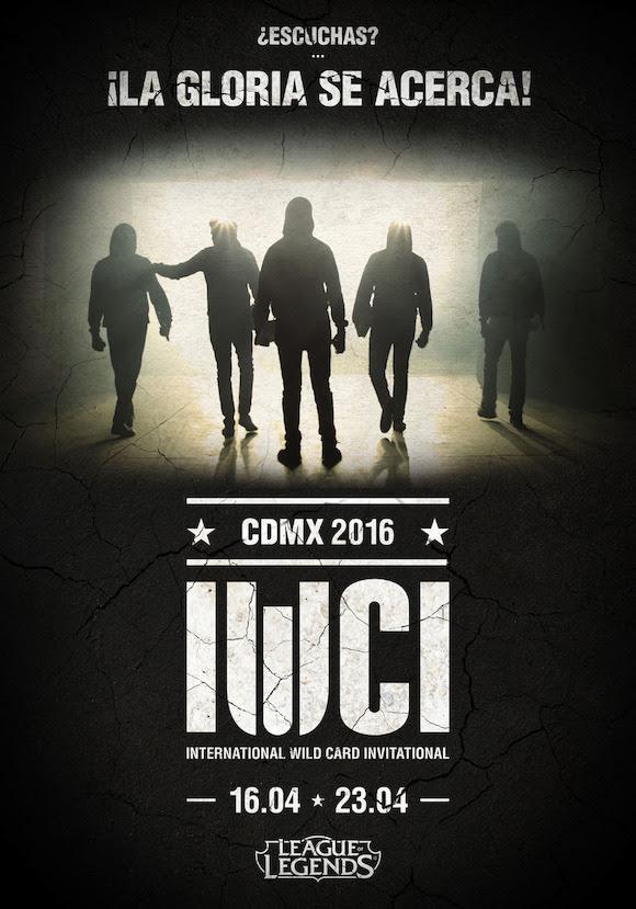 IWCI, el siguiente paso para llegar al campeonato mundial de League of Legends - iwci
