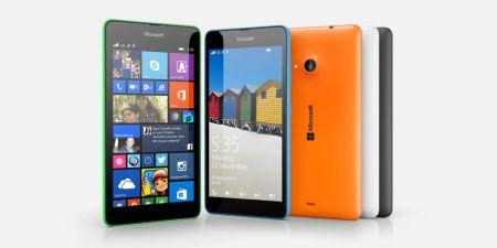 El Lumia 535 ahora es el smartphone Windows más popular