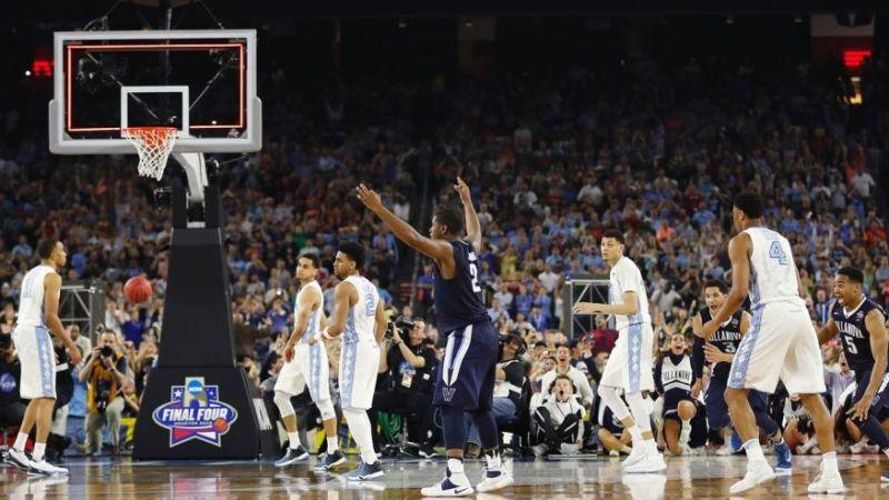 La Universidad de Villanova gana el Campeonato Nacional de la NCAA