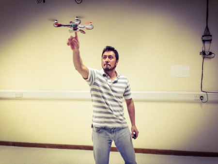 Mexicano optimizará vuelo de drones a través de redes neuronales