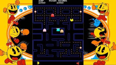 Pac-Man y otros clásicos llegan a PS4 y Xbox One