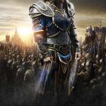 Revelan los pósters de los personajes de WarCraft: El primer encuentro de dos mundos - posters-warcraft-lothar_las