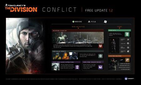 Tráiler de Conflict, la nueva incursión de Tom Clancy´s the Division
