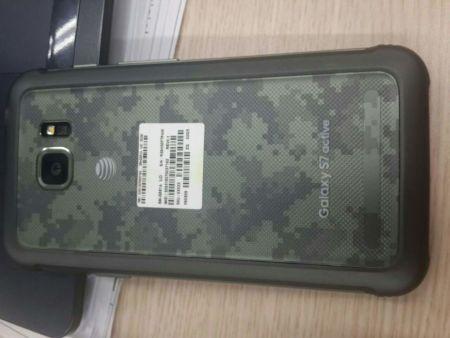 Se filtran fotos del Galaxy S7 Active