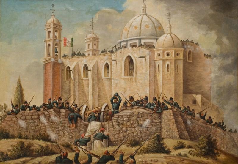 Historia de la Batalla de Puebla del 5 de mayo en resumen ¡Conócela! - historia-de-la-batalla-de-puebla