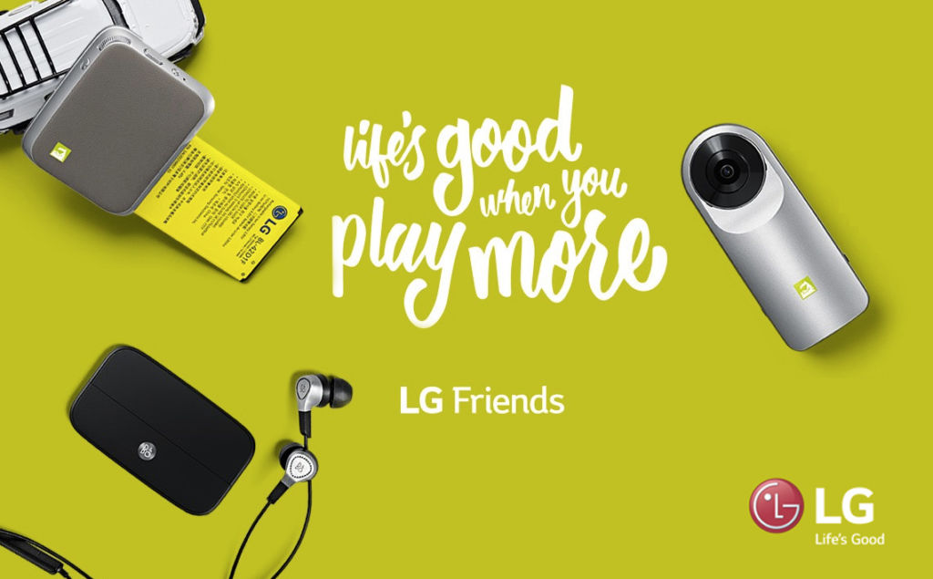 LG Friends, los accesorios del LG G5 llegan a México - lg-friends_