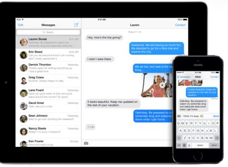 PieMessage, una aplicación que lleva iMessage a Android